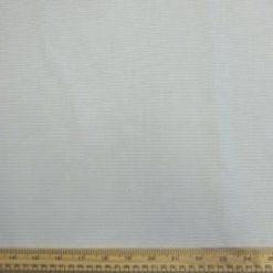 Poly Cotton Fabric Waistcoat Mini Stripe