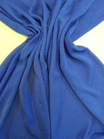 Summer Boucle Fabric Knit royal