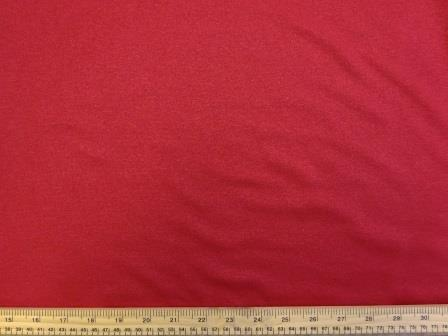 Ponte Roma Jersey Fabric Code Pros red