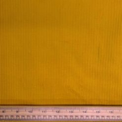 Cotton Corduroy Fabric Mustard Melt