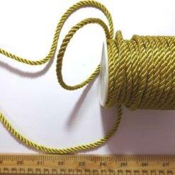 gold metallic cord