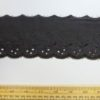 210073 black lace trim
