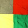 Linen Look Fabric Drape