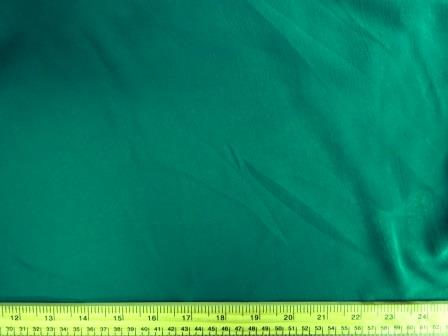 Georgette Fabric Yoyi Crinkle jade