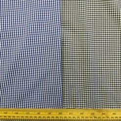 Cotton Fabric Chefs Check Gingham