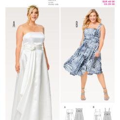 Burda Sewing Pattern 6548