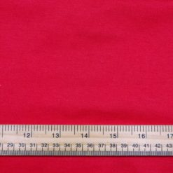 Jersey Fabric Ponte Roma Bright Red