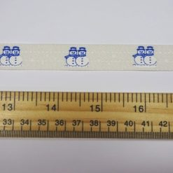 Christmas Ribbon 15mm Wide Snowmen