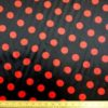 Satin Print Fabric Spanish Spot