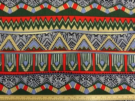 Jersey Fabric Navajo Indian