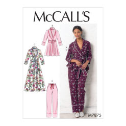 Nightwear Sewing Patterns