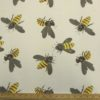 Crepe De Chine Bee Fabric