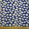 Blue Meadow Crepe De Chine
