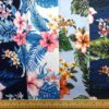 T-Shirting Fabric Tropical Hula