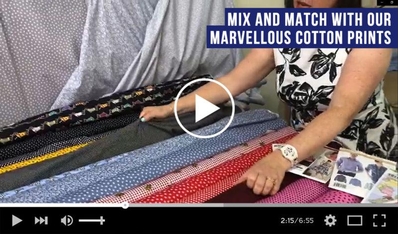 mix and match cotton prints