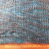 Faux Fur Fabric Long Haired Porcupine Turquoise