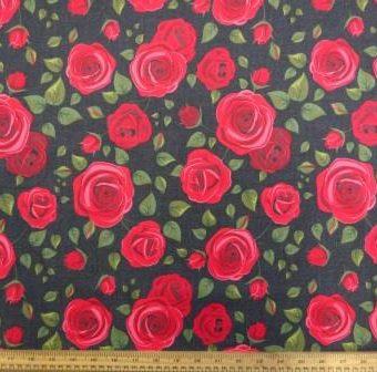 Rose Dolche Black