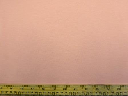 Jersey Fabric Pink Salmon Cotton Mix