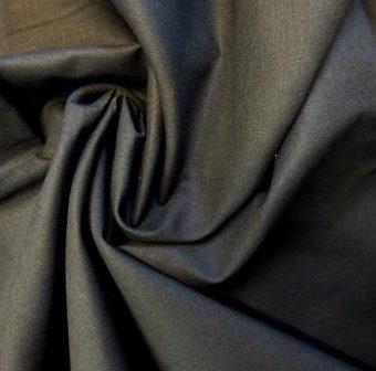 Black Plain Cotton