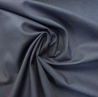 Navy Plain Cotton