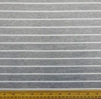 Grey Cell Block Stripe
